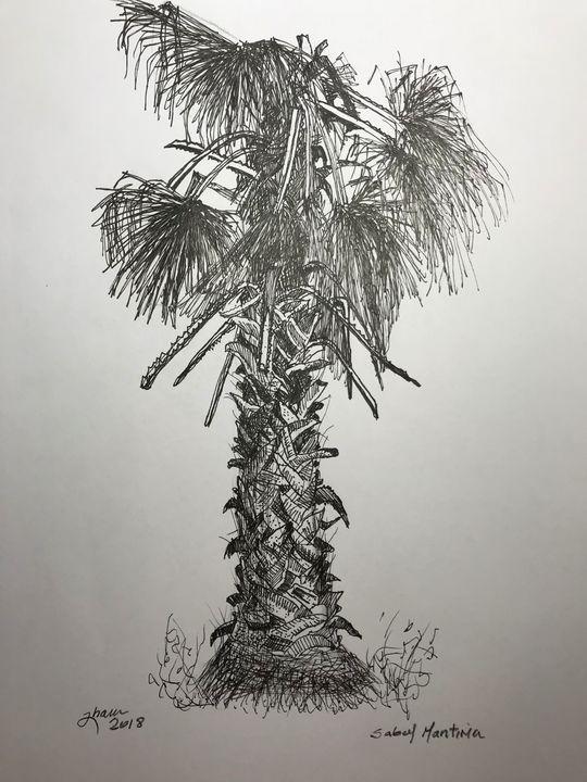 Sabal Marítima - Jose Hau Artwork