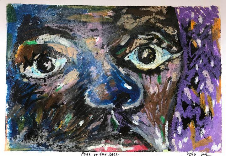 Fear - Jose Hau Artwork
