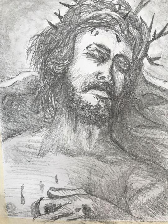 Jesus - Jose Hau Artwork