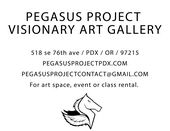 Pegasus Project Visionary Art Gallery