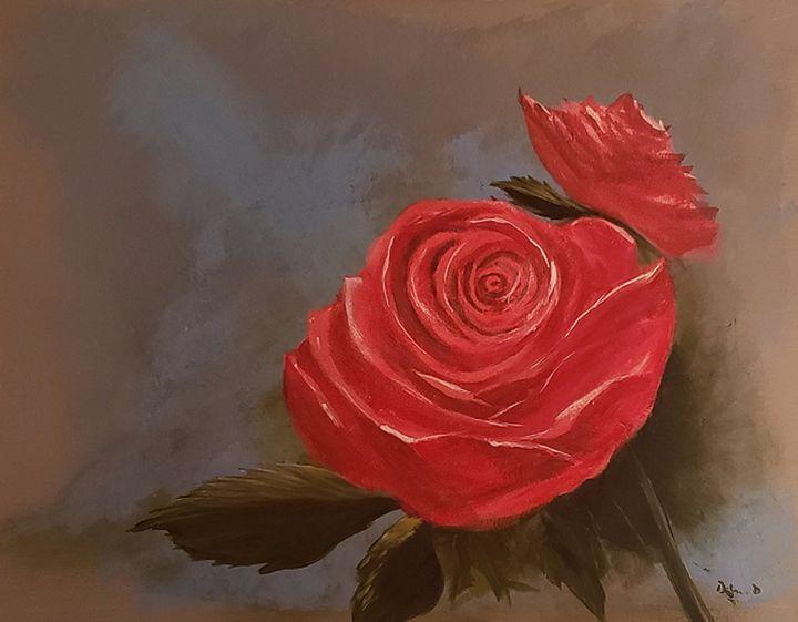 Simply a Rose - Don Davis