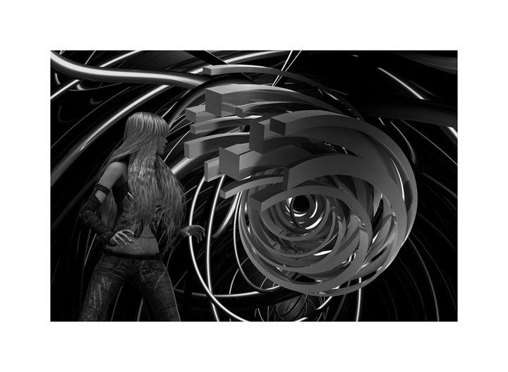 Digital Demons - Alberto Balsam