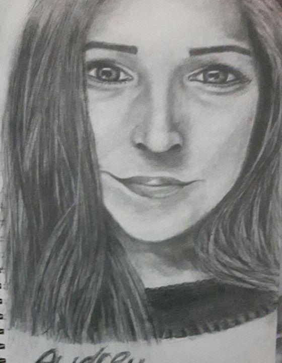Smiles for miles - Elana's art