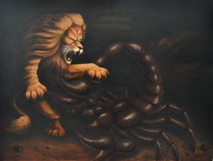 Astrological Allegory: Leo-Scorpio
