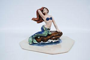 Mermaid Sushi Platter - Andres W. Fine Art
