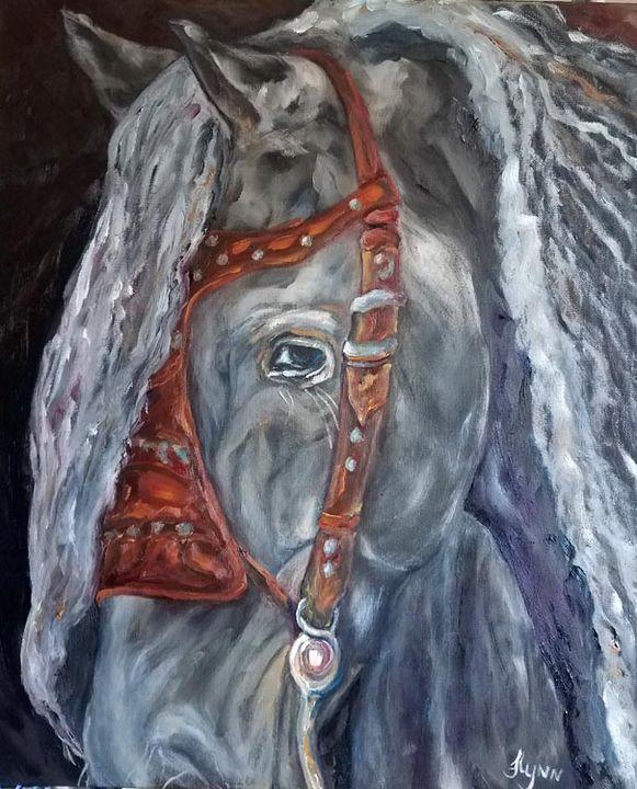 Ivan - Flynn Paintings