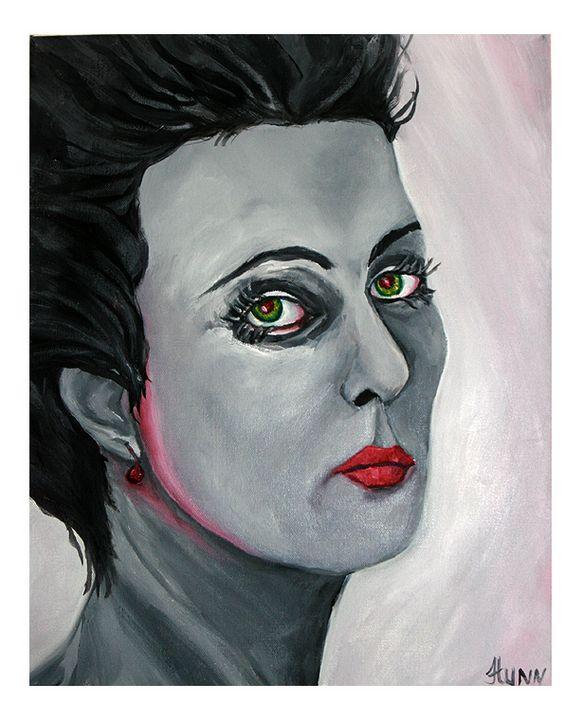 Vampire - Flynn Paintings