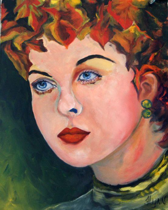 Autumn Highlights - Flynn Paintings