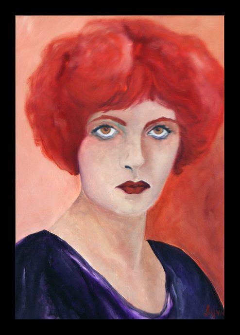 Ginger 2 - Flynn Paintings