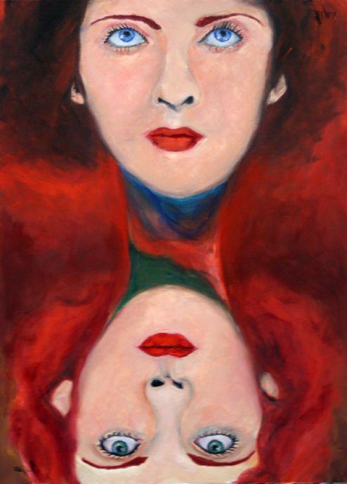 Twins - Flynn Paintings