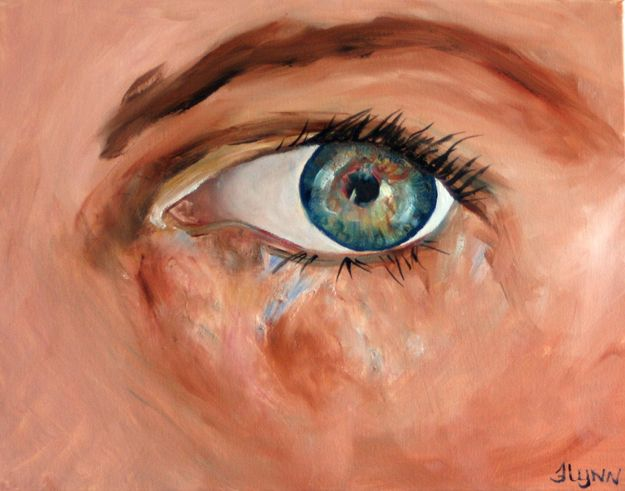 I see you 1 - Flynn Paintings