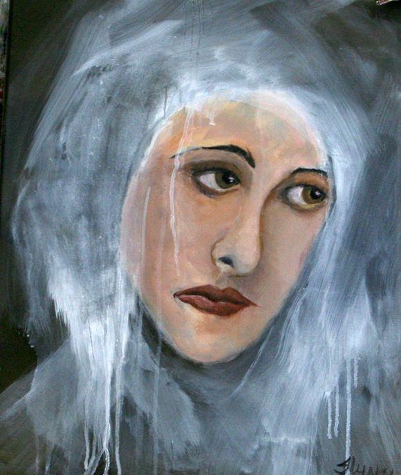 Wraith - Flynn Paintings
