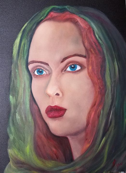 Claudette - Flynn Paintings