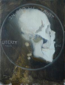 Skull 2, currency series