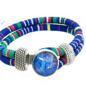 Bracelet Noosa handmade snap 20mm