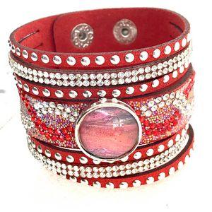 Bracelet handmade snap 20mm