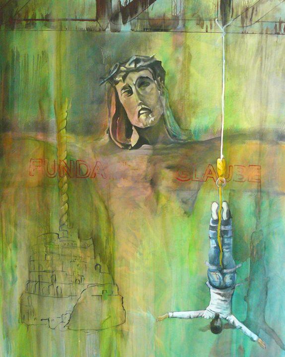 Fundament Faith - JESU ALVARADO
