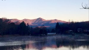 Sunrise on Appalachia