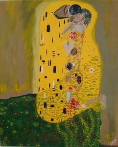 Τhe Kiss-Gustav Klimt