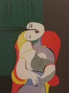 The Dream-Picasso