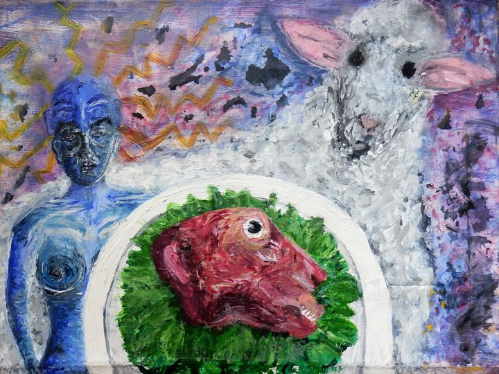 sheep sheep - Maira Schmerder