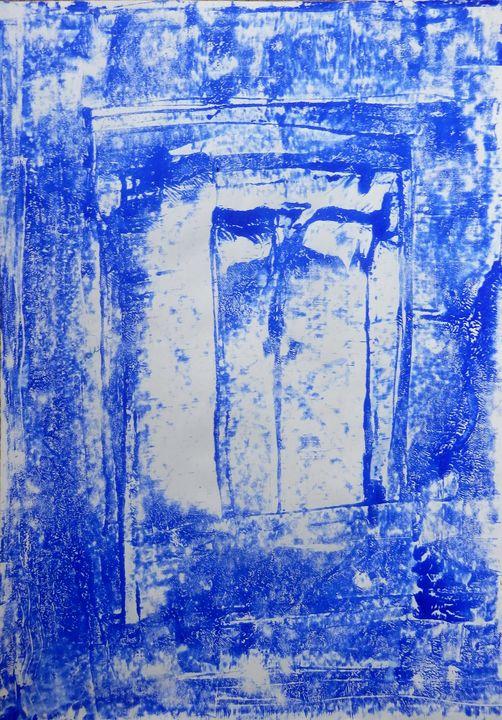 Blue Opening 1 - Maira Schmerder