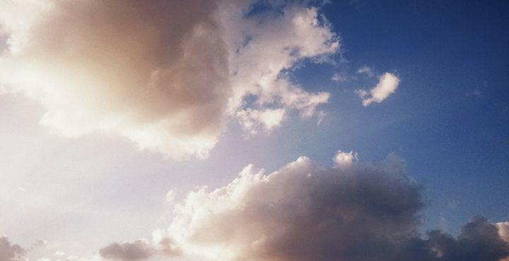 Catching the Sky - Vinu's Art