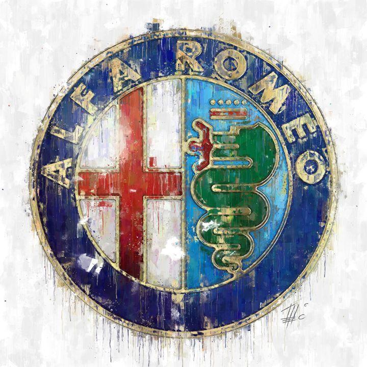 Alfa Romeo - Theodor Decker