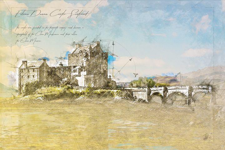 Eilean Donan Castle - Theodor Decker
