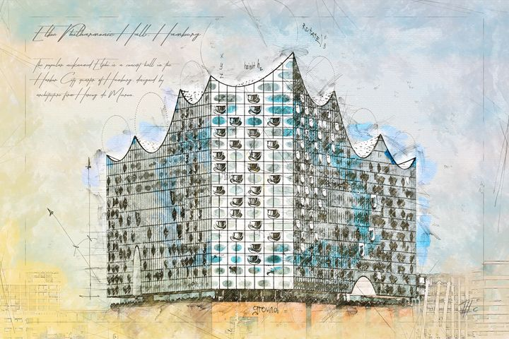 Elbe Philharmonic Hall - Theodor Decker