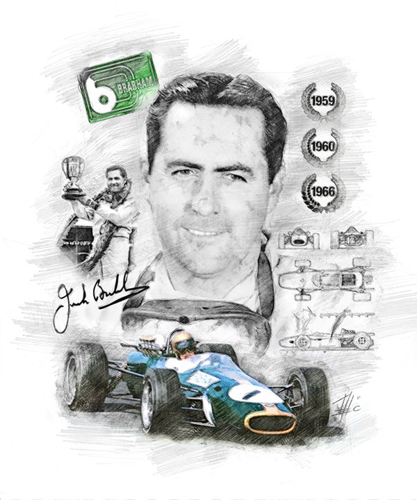 Jack Brabham - Theodor Decker