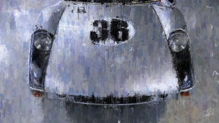 Porsche 904 Carrera GTS - Theodor Decker