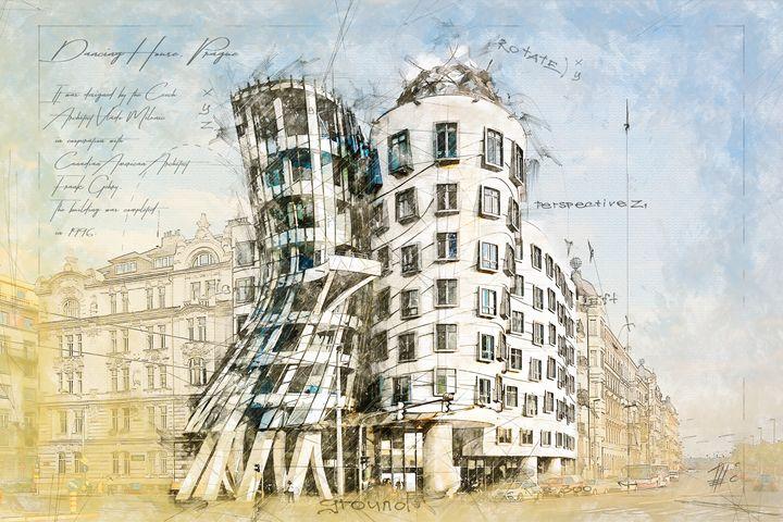 Dancing House - Theodor Decker