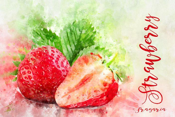 Strawberry - Theodor Decker