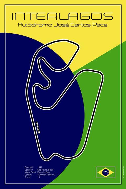 Interlagos Racetrack - Theodor Decker