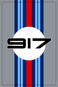 917 Martini Racing Design