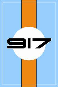 917 Gulf Racing Design