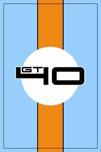 GT40 Racing Design