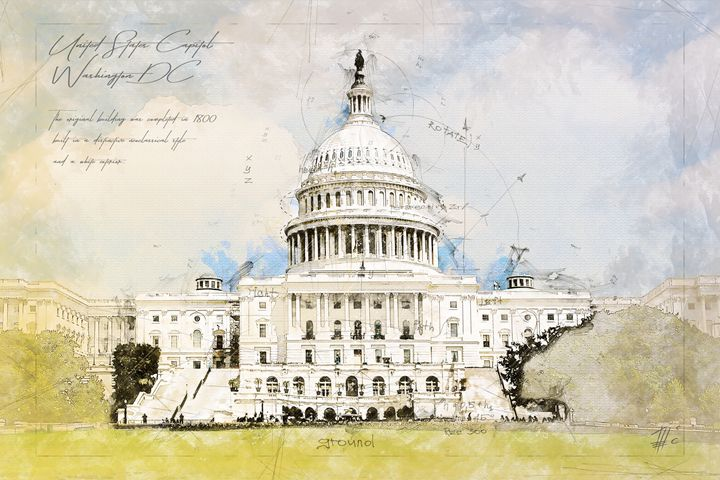 Capitol, Washington DC - Theodor Decker