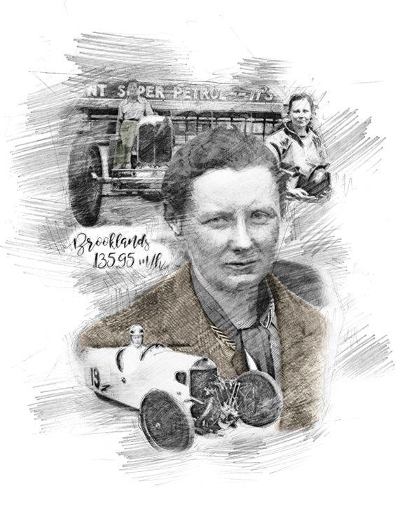 Gwenda Hawkes - Theodor Decker