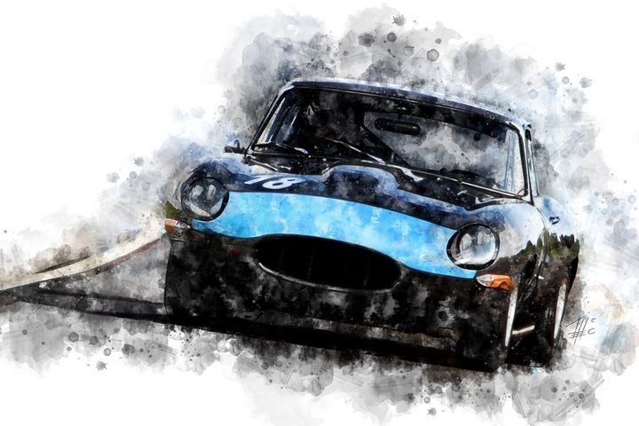 E-Type Racing - Theodor Decker