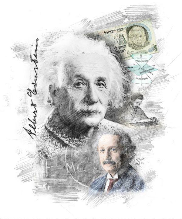 Albert Einstein - Theodor Decker