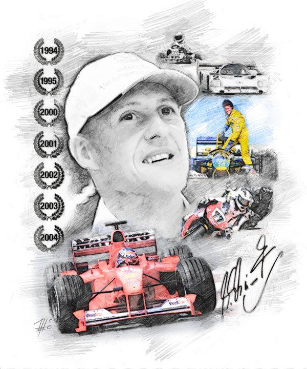 Michael Schumacher - Theodor Decker