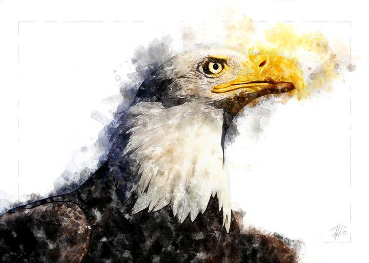 Eagle - Theodor Decker