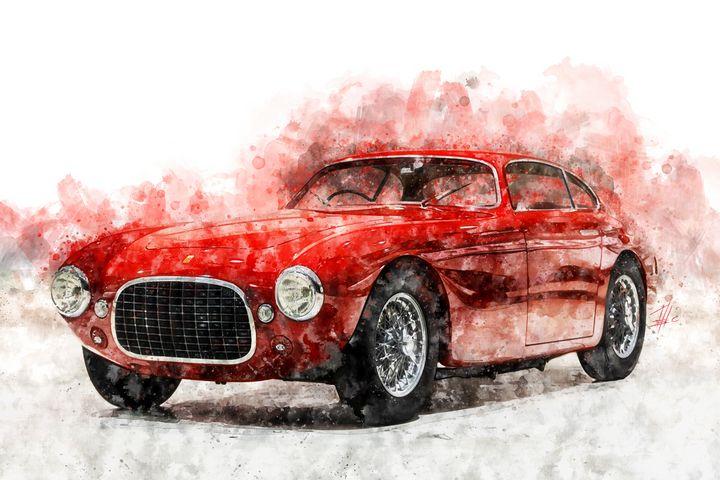 Ferrari 330 GT, Speciale - Theodor Decker