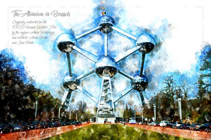Atomium, Brussels - Theodor Decker