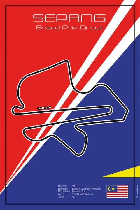 Sepang Race Tracks - Theodor Decker
