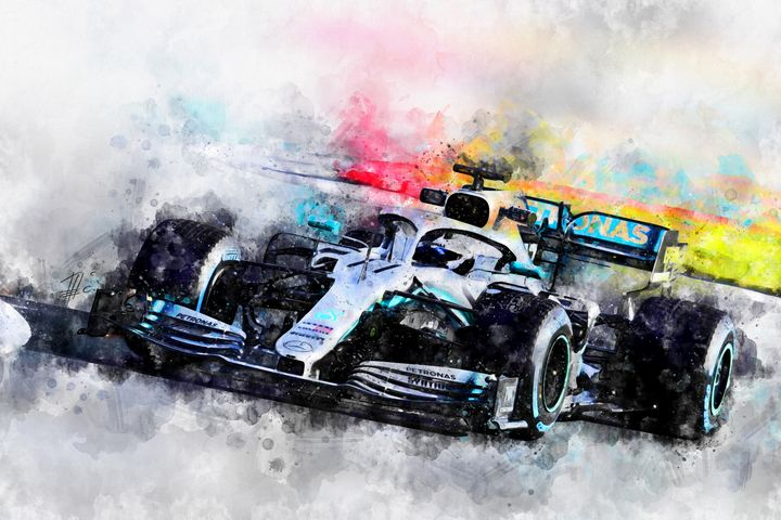 Lewis Hamilton 2019 - Theodor Decker