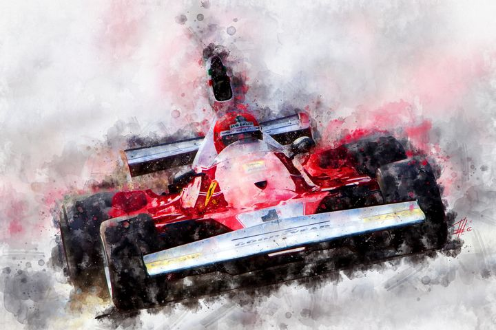 Niki Lauda No.1 - Theodor Decker
