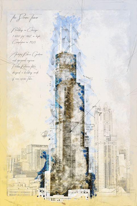 SearsTower, Chicago - Theodor Decker